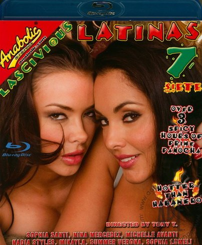Lascivious Latinas 7 (2008/BDRip/720p)