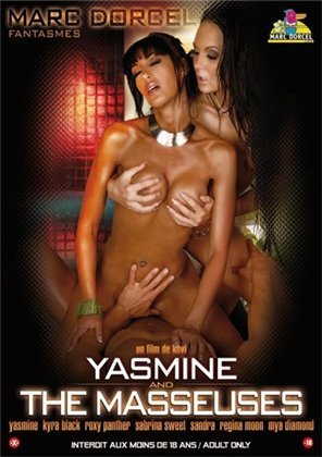 Yasmine and the masseuses / Жасмин и массажистки (Kovi / Marc Dorcel) [2008 г., Anal, Oral, All sex, DVDRip]