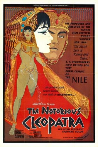 The Notorious Cleopatra (1970) DVDRip