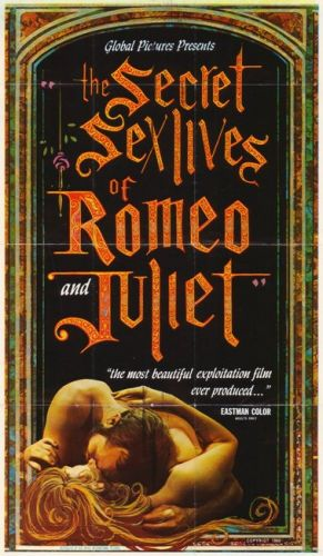 The Secret Sex Lives of Romeo and Juliet (1969) DVDRip