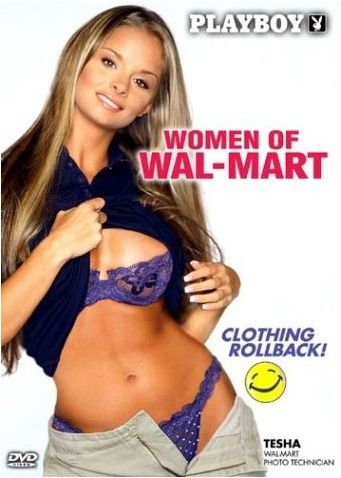 Playboy - Women of Wal-Mart (2004) DVDRip