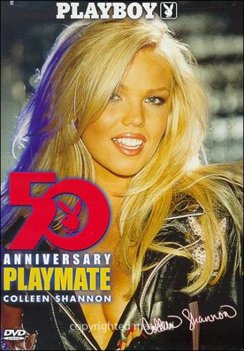 Playboy Video Centerfold: 50th Anniversary Playmate Colleen Shannon (2003) DVDRip