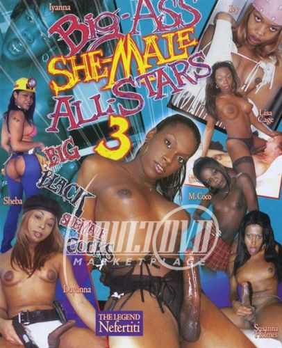 Big Ass She Male All Stars 3 (2006) DVDRip