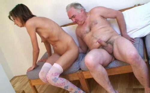 Секс Рассказы Дед Ебет Внучку