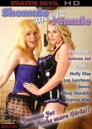 Shemale Meets Female (2012) DVDRip