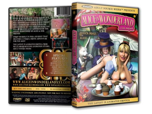 XXX Parody ����� � ������ ����� / Alice in Wonderland