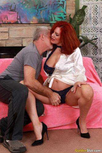 Andi - Is A Fiery Redheaded Sexual Siren (2019/SD)