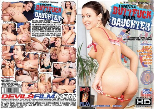 I Wanna Buttfuck Your Daughter 2 (2008) DVDRip